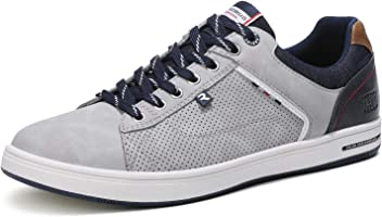 ARRIGO BELLO Mens Trainers Running Sports Walking Casual Shoe Jogging Athletic Outdoor Sneakers Size 6-11