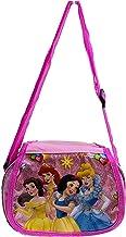Sanjis Glitter Cartoon Character Crossbody Hand Purses for Kids - Toddler Mini Cute Princess Handbags Shoulder Messenger P...