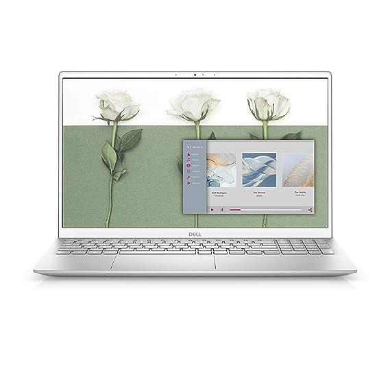 "Dell Inspiron 5502 15.6"" (39.62cms) FHD Laptop (11thGen Core i5-1135G7/8GB RAM/512GB SSD/2GB MX330 Graphics/Windows 10 + MS Office Laptop),Platinum Silver"