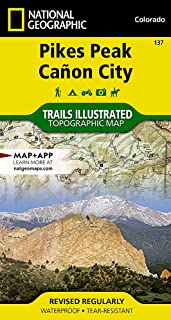 Best pikes peak national forest map Reviews