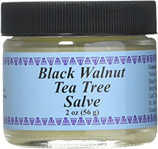 WiseWays Herbals Black Walnut-Tea Tree Salve 2 oz.