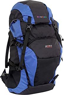 J World New York Multi purpose outdoor sports bag, BLUE, ONE SIZE