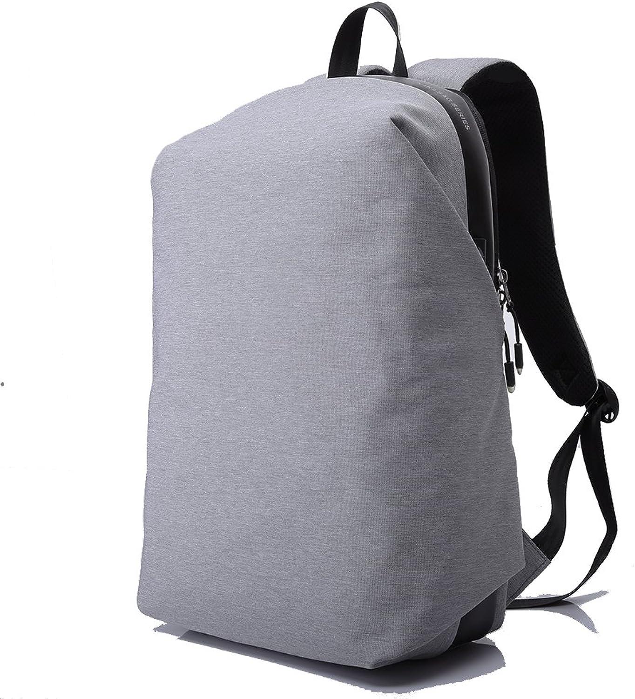Canvas AntiTheft Laptop Computer Backpack Travel Camping Backpack Hiking Backpack Rucksack Handle Duffle Bag for School & Work