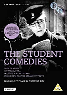 The Student Comedies The Ozu Collection 1929