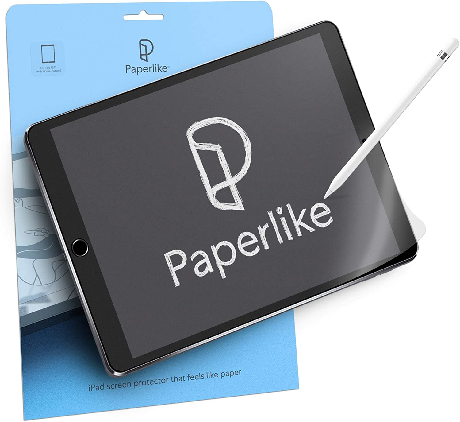 Max 43% OFF Paperlike 2 Pieces for iPad Pro But Home Inch 12.9 2017 with Same day shipping
