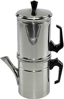 Primula 8946 ILSA Neapolitan 6-Cup Aluminum Coffee Maker