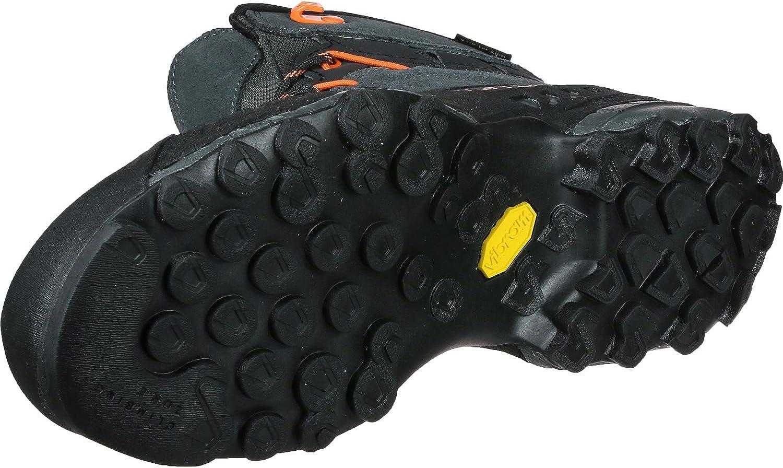LA SPORTIVA Tx4 Mid GTX Carbon//Flame Chaussures de Randonn/ée Basses Mixte