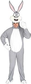 Rubie's Men's Looney Tunes Bugs Bunny Adult Costume