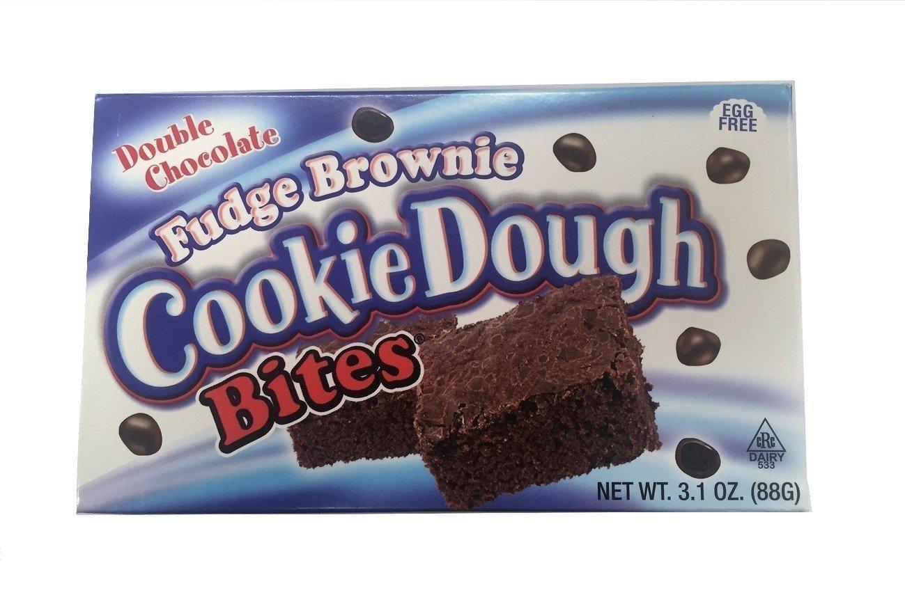 Over item handling ☆ Fudge Max 53% OFF Brownie Cookie Dough Bites 1 Box