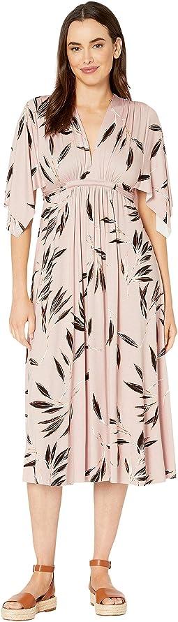 Mid-Length Caftan Dress