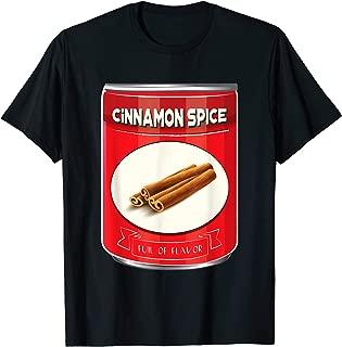 Cinnamon Spice Halloween Group Costume Girl T-shirt