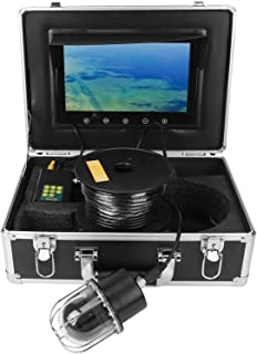 """Pwshymi 10.1 """"Koepel 20 Lichten Video Camera Vissen IP68 voor Snorkelen"""