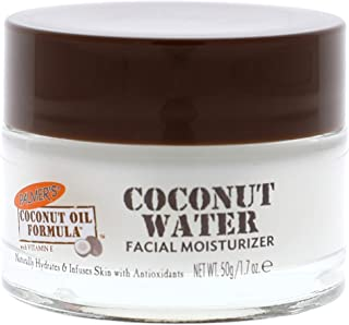Palmer's Coconut Oil Formula Coconut Water Face Moisturizer, 1.7 Ounce Jar