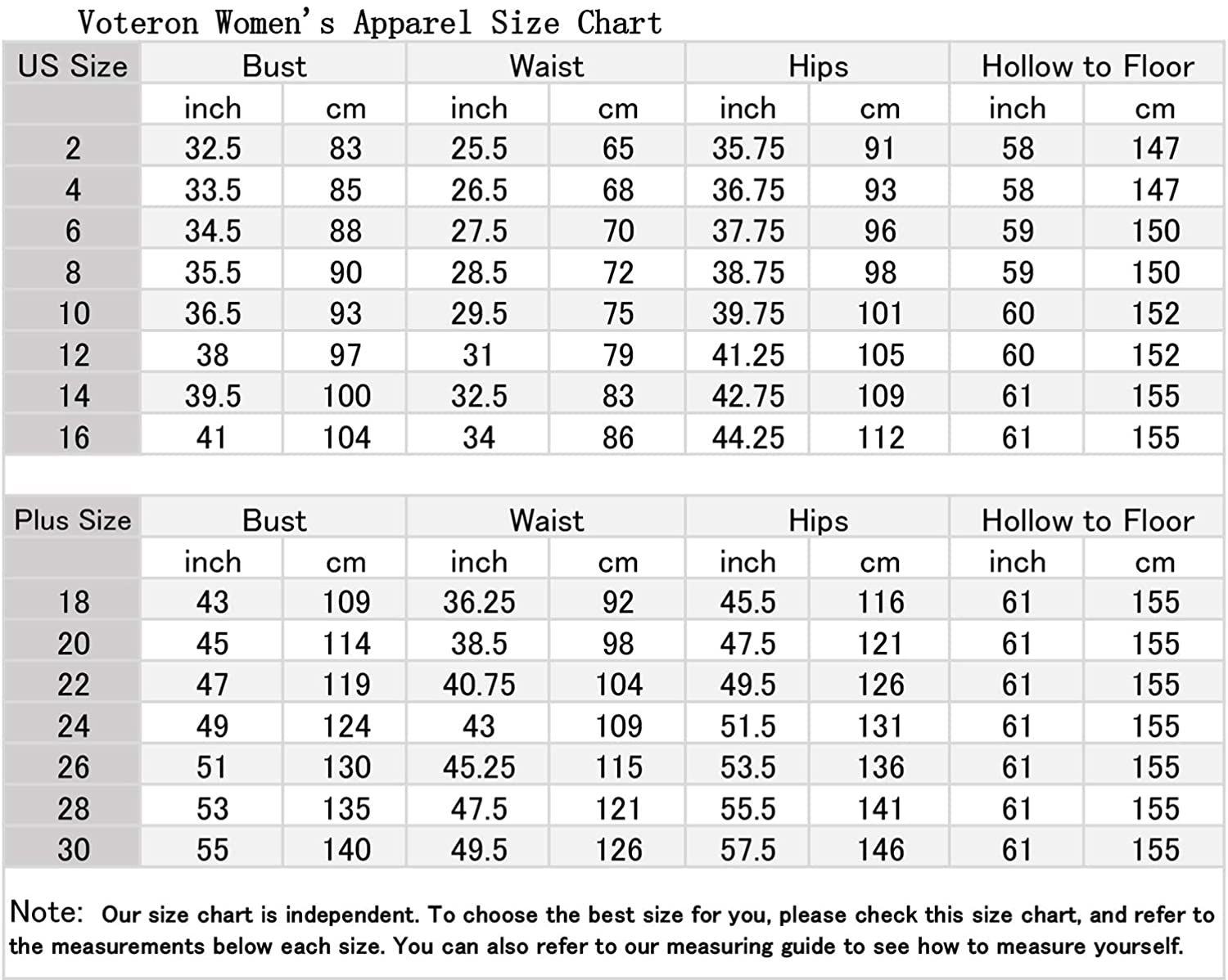 Voteron Women's Beaded Formal Ball Gown Prom Dresses Evening Dress