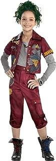 Z-O-M-B-I-E-S Eliza Costume for Girls, Includes a Jacket, a Shirt, Pants, and a Bracelet