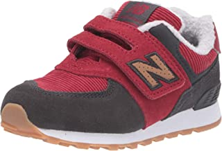 New Balance Kids' Iconic 574 V1 Hook and Loop Sneaker