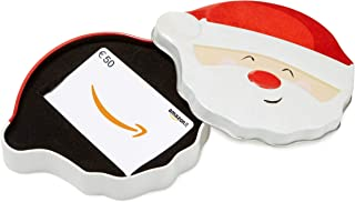 Buono Regalo Amazon.it - Cofanetto Babbo Natale Sorridente