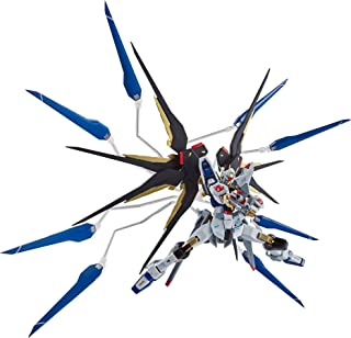 Bandai Gundam Seed Destiny Strike Freedom ZGMF-X 20A Metal Robot Spirit Action Figure