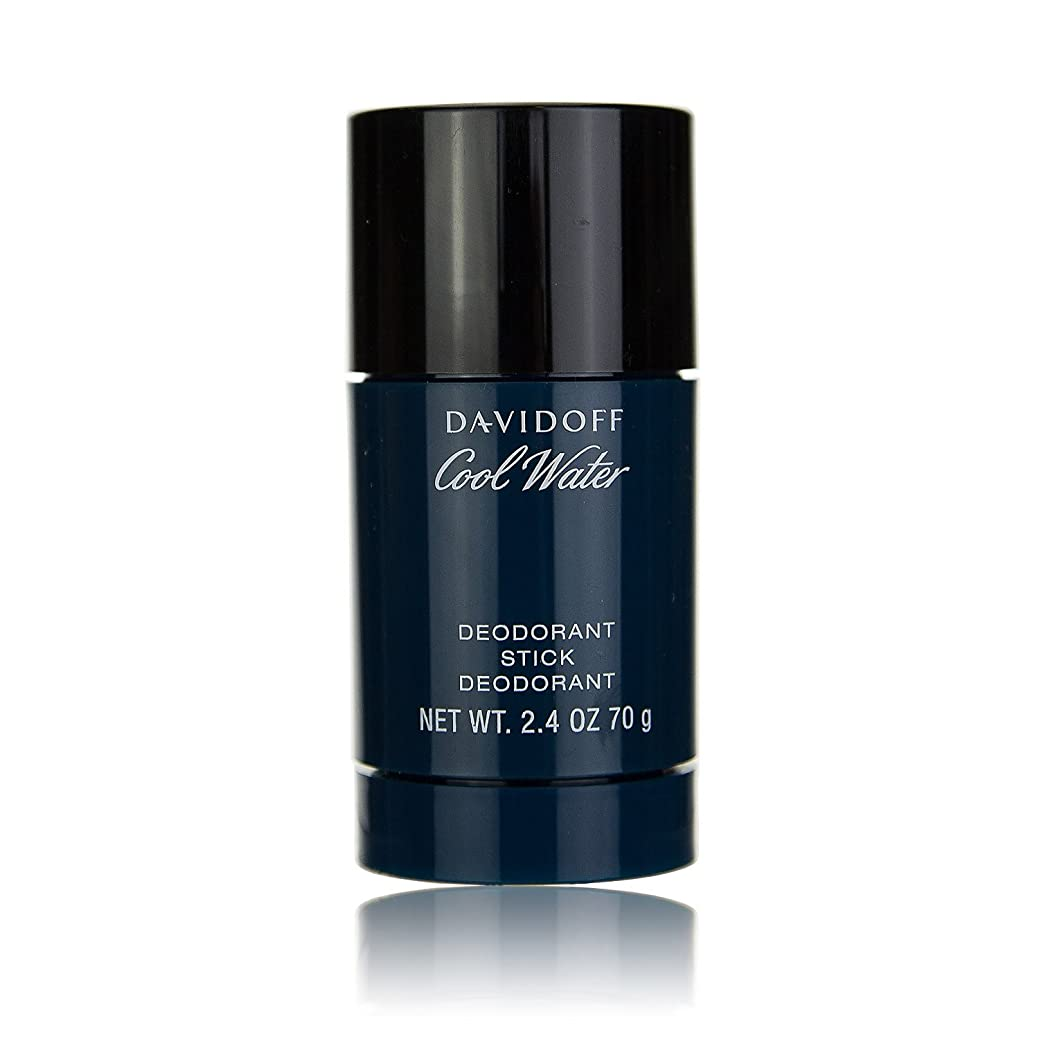 パトロール第四くそーDavidoff Cool Water Deodorant Stick Alcohol Free 70g [並行輸入品]