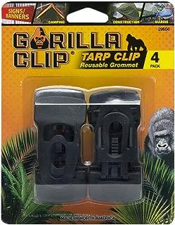 EasyKlip 29656 Gorilla Patented Clip, Black