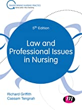 Law and Professional Issues in Nursing (Transforming Nursing Practice Series) (English Edition)