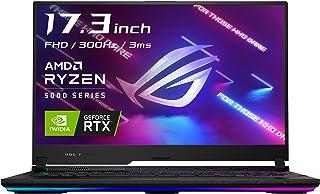 ASUS ゲーミングノートパソコン ROG Strix G15 G513QR(Ryzen 7 5800H/16GB・1TB/RTX 3070 Laptop GPU/FHD/300Hz/15.6インチ/エクリプスグレー)【日本正規代理店品】【あん...
