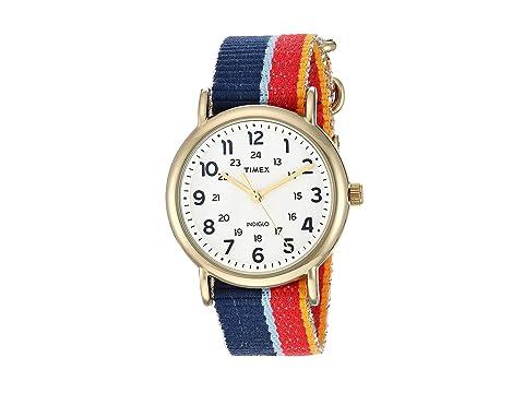 TIMEX Weekender, Multicolor Denim