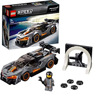 Lego Speed Champions Mclaren Senna, Multi-Colour, 75892