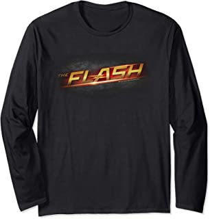 The Flash TV Series Logo Long Sleeve T-Shirt