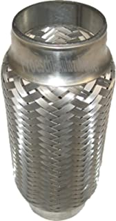Flexrohr Ohne Anschlussrohr 55x100 mm Durchmesser 55 mm 1240-3174