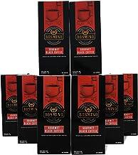 8 Boxes Bosmino Colombian Arabica Black Coffee Sugar Free Ganoderma Lucidum (1 Box: 30 Sachets)