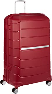 Samsonite Octolite Hardside Spinner Luggage 81cm with TSA Lock - Red