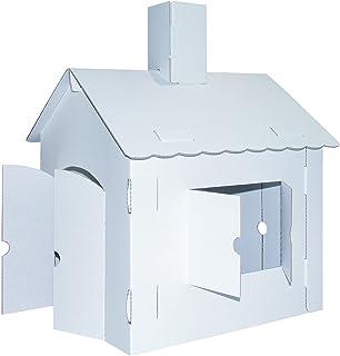 Joypac - Casa de juguete de cárton para exteriores (JP000.406)