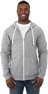 Jersey Full-Zip Hood
