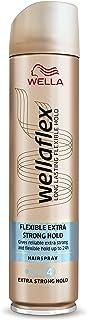 WELLAFLEX FLEXIBLE EXTRA STRONG HOLD HAIRSPRAY - 250 ml