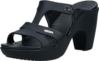 حذاء بكعب سيبراس للنساء من كروكس