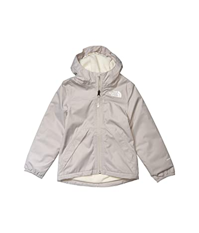 The North Face Kids Warm Storm Rain Jacket (Little Kids/Big Kids) (Dove Grey) Girl