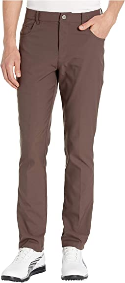 e88398887f2c New. Chocolate Brown. 1. PUMA Golf. Jackpot Five-Pocket Pants.  84.95.  5Rated 5 stars5Rated 5 stars
