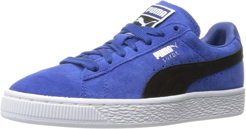 PUMA Unisex Suede Classic+ Fashion Sneakers