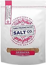 Sriracha Sea Salt - 5 oz. Pouch by San Francisco Salt Company
