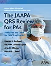 The JAAPA QRS Review for Pas: Study Plan and Guide for PANCE and PANRE
