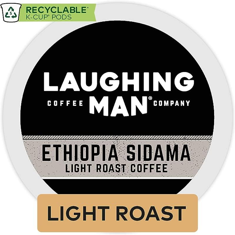 Laughing Man Hugh S Blend Single Serve Coffee