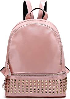 Best backpack pink leather Reviews