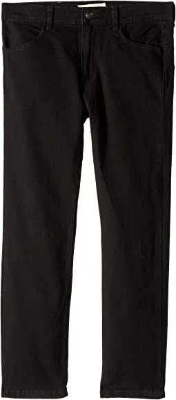 Skinny Twill Pants (Toddler/Little Kids/Big Kids)