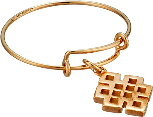 Gold Endless Knot