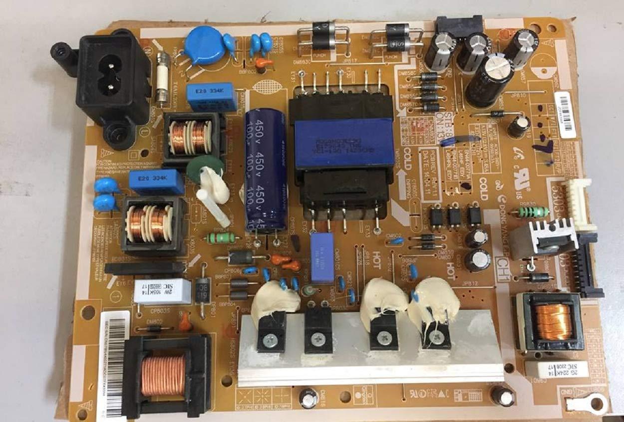 Samsung BN44-00771A - Placa de Fuente de alimentación para UN46H5203AFXZA versión TD01: Amazon.es: Electrónica