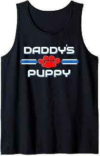 BDSM Daddy's Puppy Shirt | Gay Pup Play Fetish Gift Tank Top