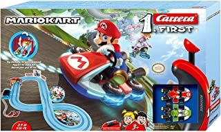 comprar comparacion Carrera-1.First Circuito de Coches Nintendo Mario Kart de 2.9 m, Escala 1:50, Multicolor (20063028)