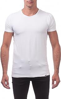 Pro Club Men`s Performance Compression Short Sleeve T-Shirt