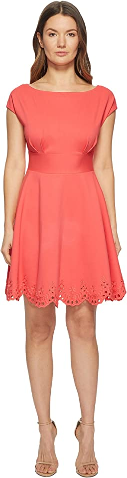 Kate Spade New York Cutwork Fiorella Dress